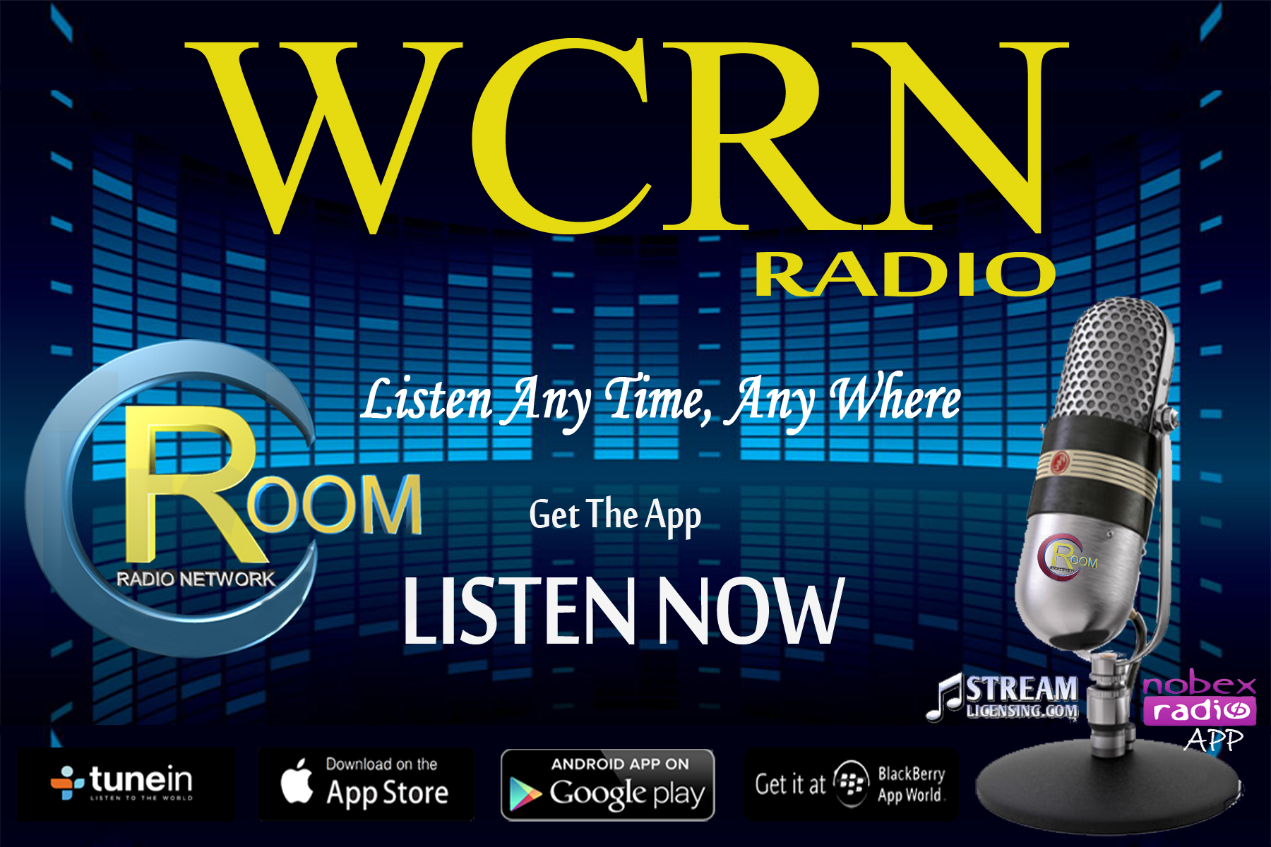 C-ROOM RADIO NETWORK